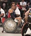 2016 Invictus Games, US Team defeats Australia in semi-final wheelchair rugby match 160511-D-BB251-006.jpg