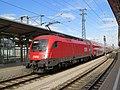 2017-10-12 (218) ÖBB 1116 031-6 at Wiener Neustadt main train station, Austria.jpg