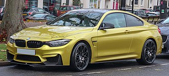 BMW M4 - BMW M4 (Competition Package)