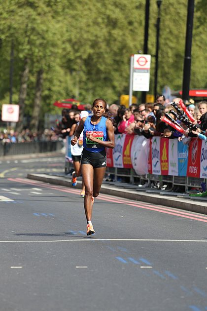 2017 London Marathon - Aselefech Mergia.jpg