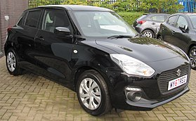 Suzuki Swift Thailand Price