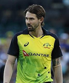 Kane Richardson cricketer