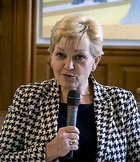 Eva Kjer Hansen Danish politician