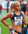 2018 DM Leichtathletik - 5000 Meter Lauf Frauen - Kira von Ehren - by 2eight - 8SC0906.jpg