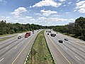 2019-07-15 12 37 50 View north along Interstate 95 from the overpass for Selford Road in Arbutus, Baltimore County, Maryland.jpg