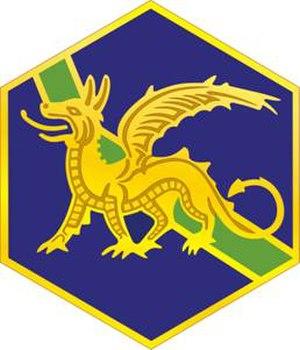 48th Chemical Brigade (United States) - Image: 22 Chem Bn DUI