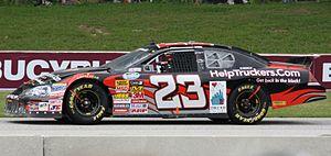 Alex Kennedy (racing driver) - Image: 23Alex Kennedy 2010Bucyrus 200Road America