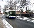 25. maršruta trolejbuss Kristapa ielā - panoramio.jpg