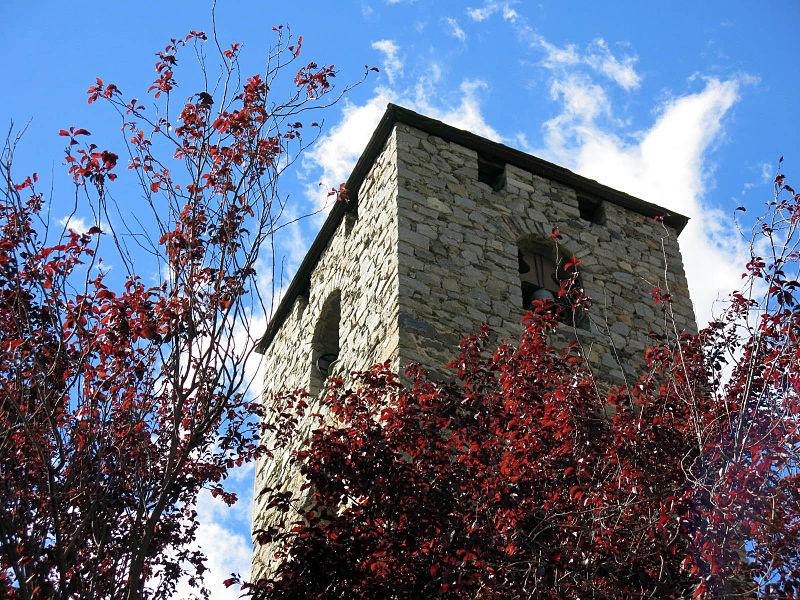 Església de Sant Esteve (Andorra la Vella)