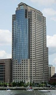 388 Greenwich Street Office skyscraper in Manhattan, New York