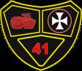 41st Mechanised Infantry Battalion GAF.png