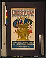 426th anniversary of the discovery of America, Liberty Day, Saturday, October 12th, 1918 LCCN00652891.jpg