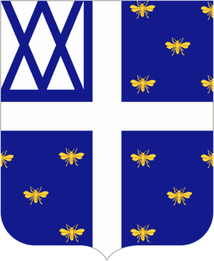 42nd Infantry Regiment (United States) - Coat of arms