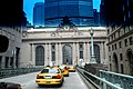 42nd Street ^ Park Avenue, New York City - Tourists Approaching Grand Central Terminal, 2007 - panoramio.jpg