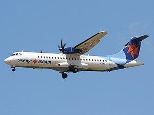 Israir Airlines - Israir ATR 72-200