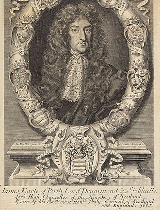 James Drummond, 4th Earl of Perth - Image: 4th Earl Of Perth