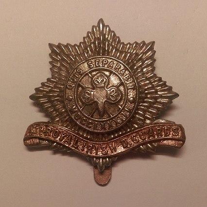 4th Royal Irish Dragoon Guards Cap Badge