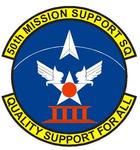 50 Mission Support Sq emblem.png