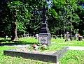 5271. Novodevichye cemetery. Grave of O.A. Turtsevich.jpg