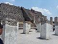 5 Atlantes de Tula y las piramedes. Tula, Estado de Hidalgo, México, también denominada como Tollan-Xicocotitlan.jpg