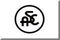 600px Bianco con lettere ACS sovrapposte circondate.png