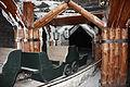 620351 Wieliczka kopalnia soli - wagonik do przewożenia tutystów 02.JPG