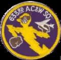 633d Aircraft Control and Warning Squadron - Emblem.png