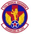 752 Medical Sq emblem.png