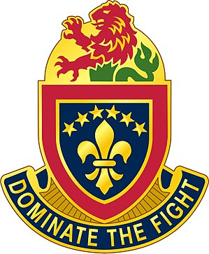 79th Infantry Brigade Combat Team (United States) - Image: 79ibct dui