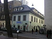 7 Izaaka Street in Kraków 2014 bk02.jpg
