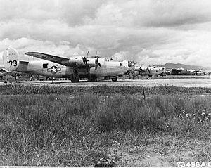 492d Bombardment Squadron - 7th Bombardment Group B-24 Liberators, Panagarh Airfield, India, 1943