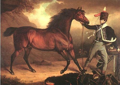 7th hussars private 1812