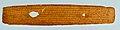 8th century Brahmasutrabhasya Rigvivaranam fragment, Advaita Vedanta manuscript Hindu monastery, Sanskrit language, Malayalam script - 1.jpg