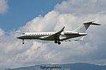 9H-LXX Bombardier BD-700 1A10 Global Express GLEX - Vista Jet (28153813972).jpg