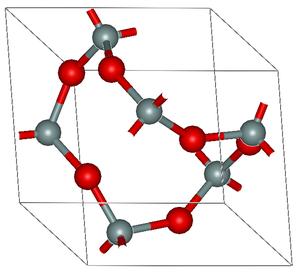 Iron(III) phosphate - Image: A quartz