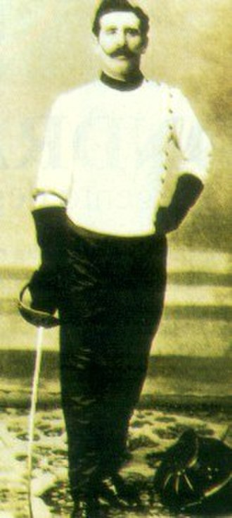 Italy at the 1900 Summer Olympics - Antonio Conte