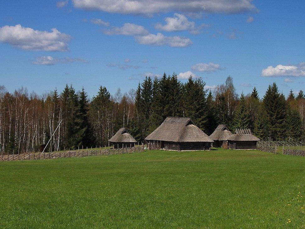 A. H. Tammsaare museum in Vargamäe 2007
