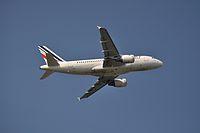 F-GRXJ - A319 - Air France