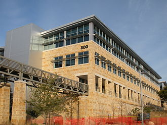 Advanced Micro Devices - AMD's LEED-certified Lone Star campus in Austin, Texas