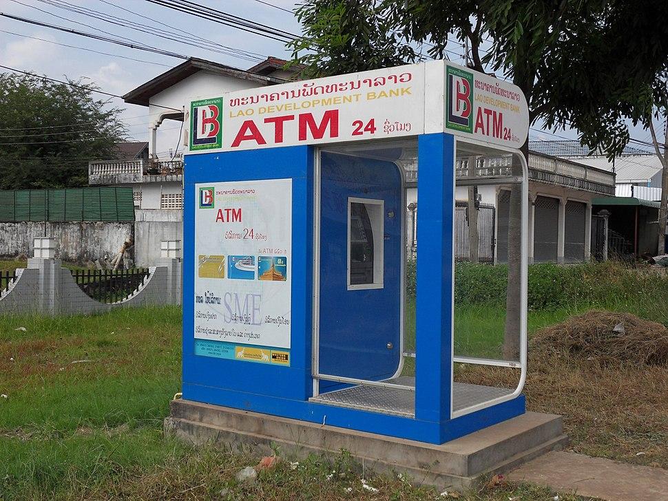 ATM-Savannakhet
