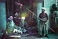 A Gül Baba című film (rendezte- Nádasdy Kálmán) forgatása. Balra Kőmíves Sándor (Gül Baba). Fortepan 93741.jpg