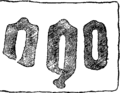 A description of the date mentioned in the Philosophical transactions, no. 266, a°1700. Fleuron T223487-1.png