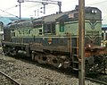 A diesel loco WDM2 resting at Secunderabad Junction.jpg