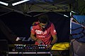 A disc jockey (DJ) photos by mostafa meraji عکس از دی جی در مراسم 10.jpg