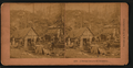 A mining camp in the Klondyke (Klondike), by Kilburn, B. W. (Benjamin West), 1827-1909.png