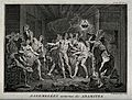 A nocturnal assembly of the Adamites begins; everybody takes Wellcome V0035700.jpg