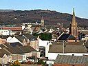 A rooftop view of Neath - geograph.org.uk - 1618067.jpg