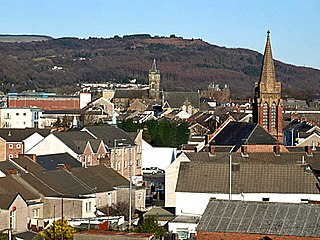Neath Human settlement in Wales