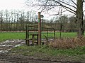 A stile, near Weybread - geograph.org.uk - 352756.jpg