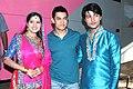 Aamir Khan promotes 'Satyamev Jayate' on Diya Aur Baati Hum serial (5).jpg